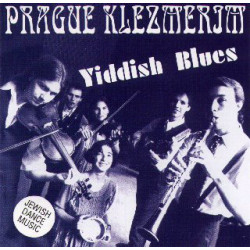 CD Klezmerim: Yiddish blues