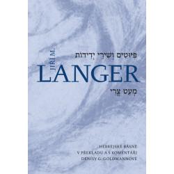 Básnické sbírky Jiřího Langera